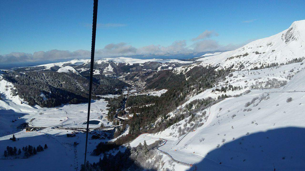 ski chalets ski apartments and ski property for sale in mont dore auvergne massif central